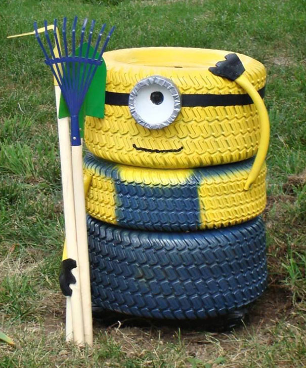 used-tires-minion