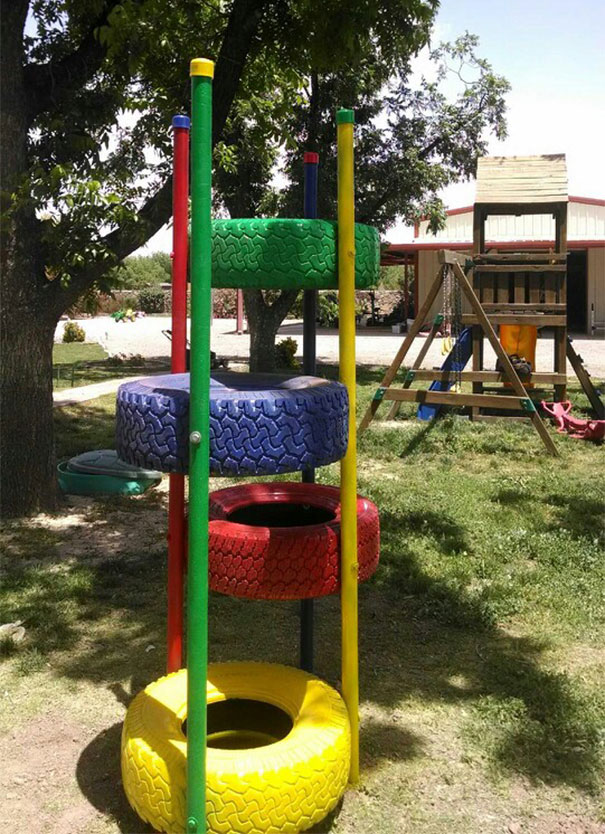 used-tires-playground